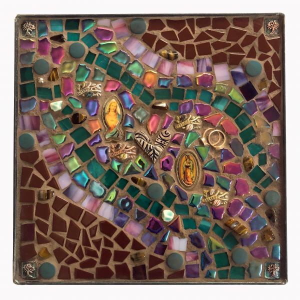 Mosaic, Sacraments