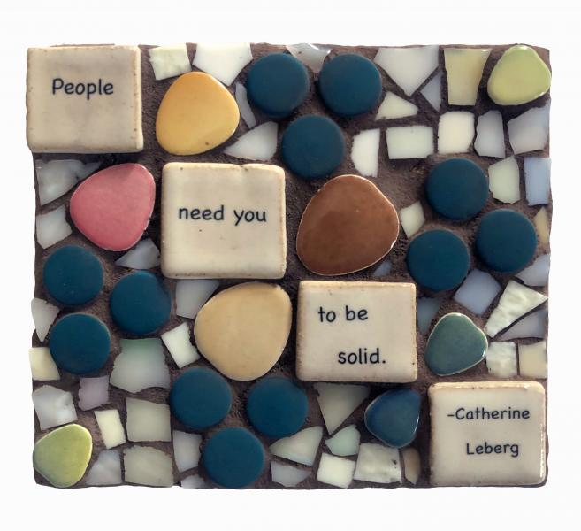 Mosaic, Solid