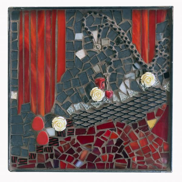 Mosaic, And When It Breaks Open, All the Blood that Was Shed Is Revealed
