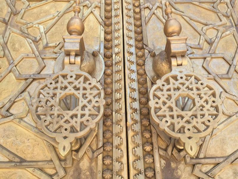 Cir-ron photography, Creative Genius Works, Moroccan Castle Doors