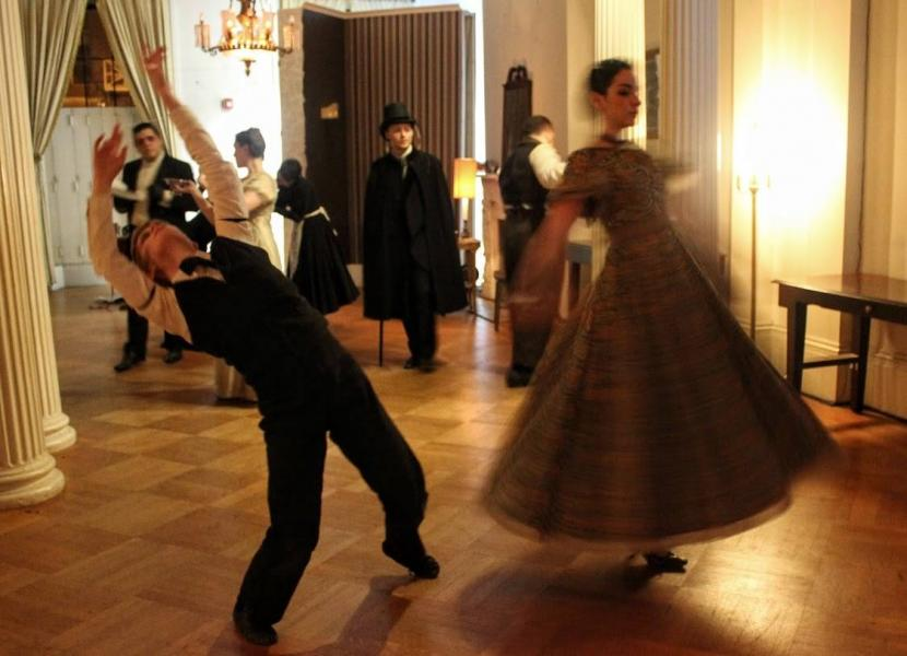 The Mesmeric Waltz