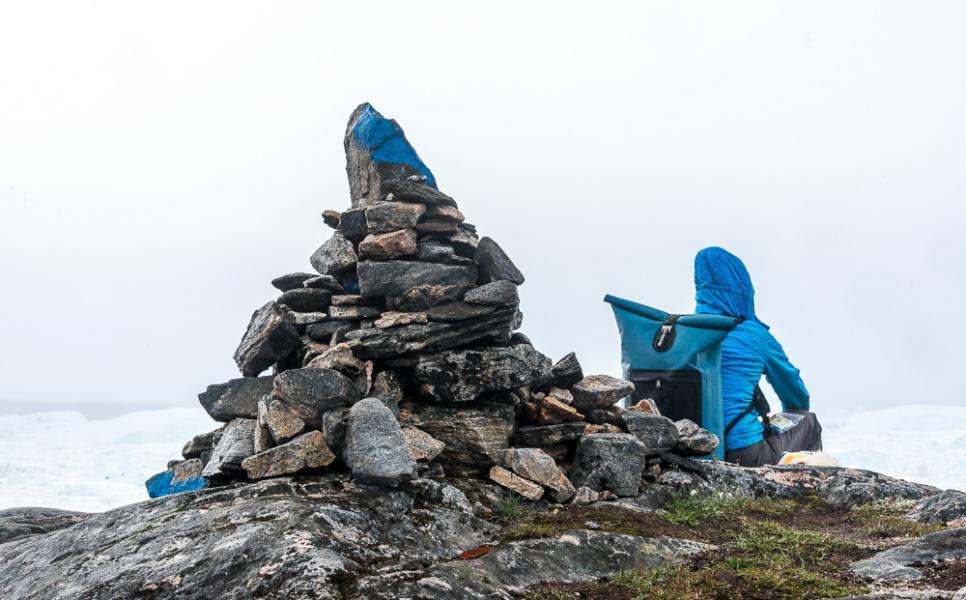 Unconscious Emulation, Tour Guide, Ilulissat, Greenland