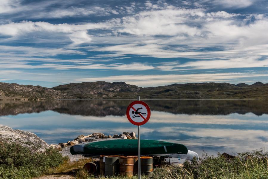 Kangerlussuaq Reservoir