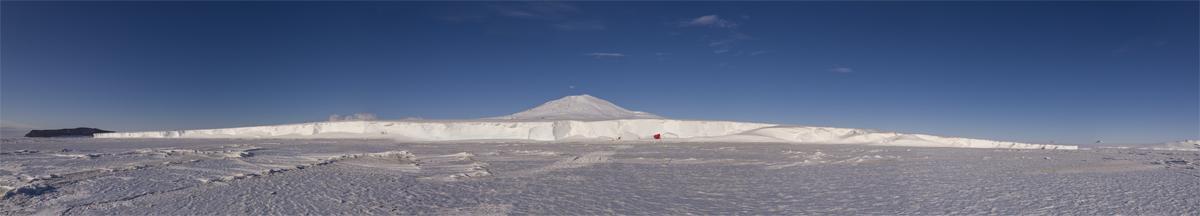 Erebus Ice Tongue, Antarctica