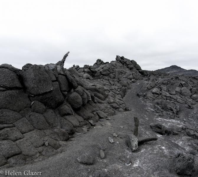 Volcanic Landscape, Cape Royds, Antarctica