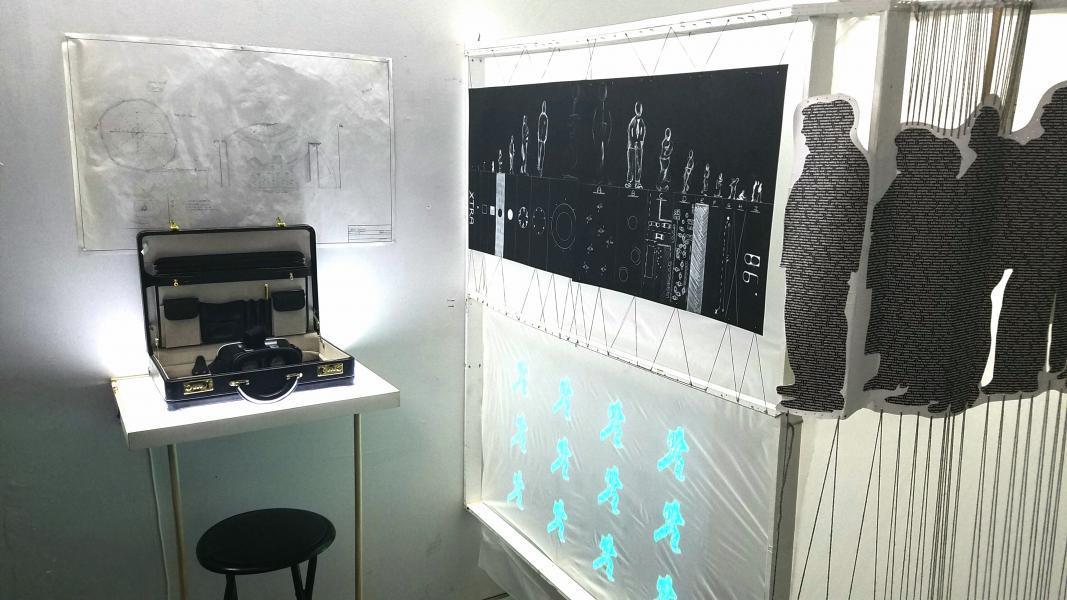 Drawing, Photogrpahy, Virtual Reality, Installation, Mixed Media, Virtual Reality, Documentary, Studio, Christopher Kojzar