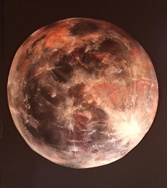 Moon November Moon