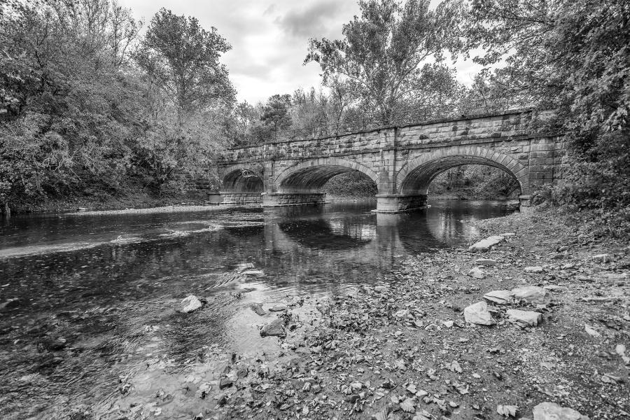 Antietam Aqueduct - 1834