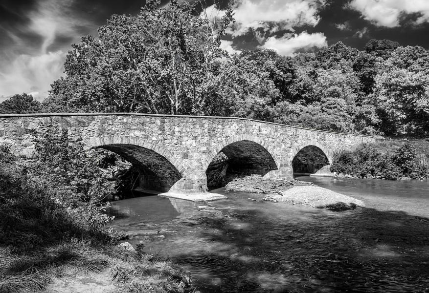 Hitt Bridge - 1830