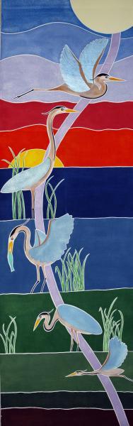 Heron's Journey