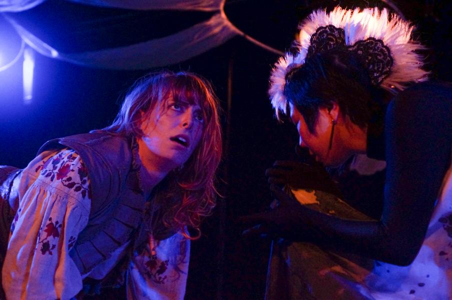 The Tempest, Carly J. Bales, Annex Theater, Baltimore