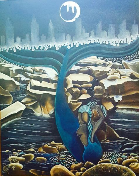 Urban Mermaid II