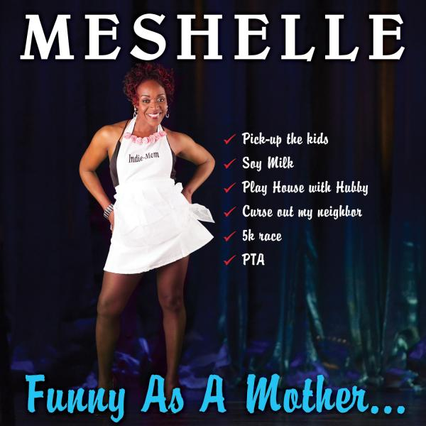 Funny As A Mother Album Cover 2016