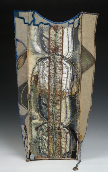 Sculpture - Relief, Textiles, Mixed Media