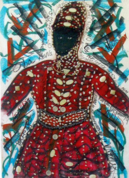 Oba King of Beninnkok and Ife