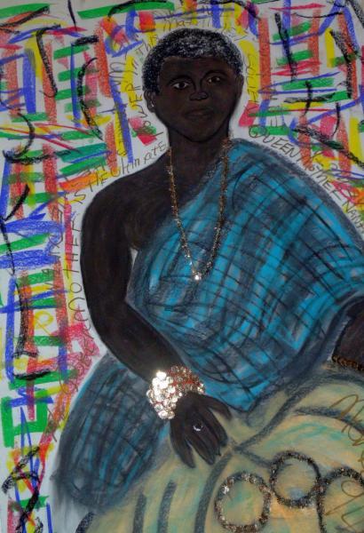 Queen Mother Nana of The Ashanti