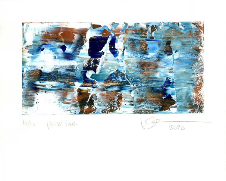#acrylic#workson paper#climatechange#polar ice