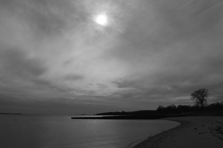 Along the Gunpowder Shore