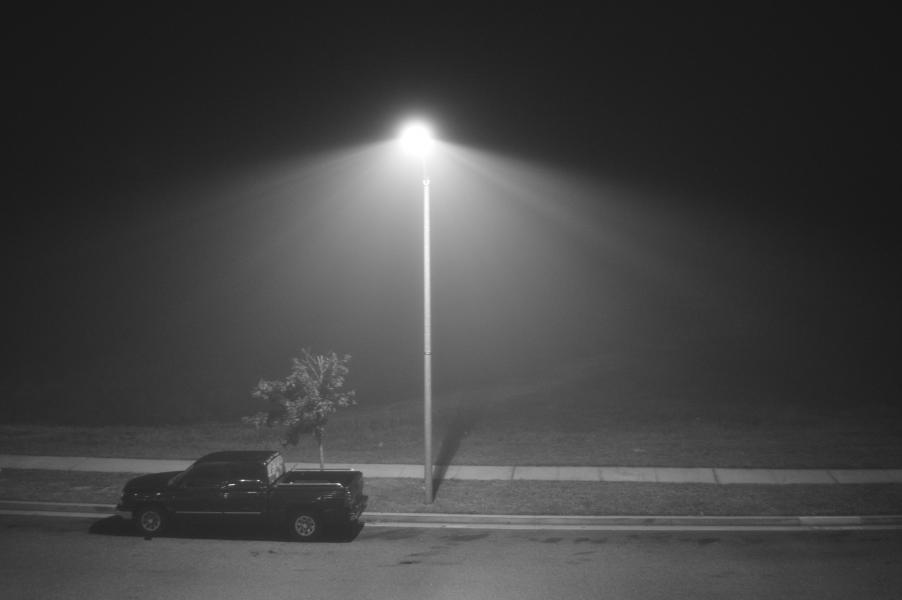 Foggy Light Spray