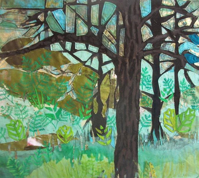 Susan Dorsey_Black Oak Savanna Forest