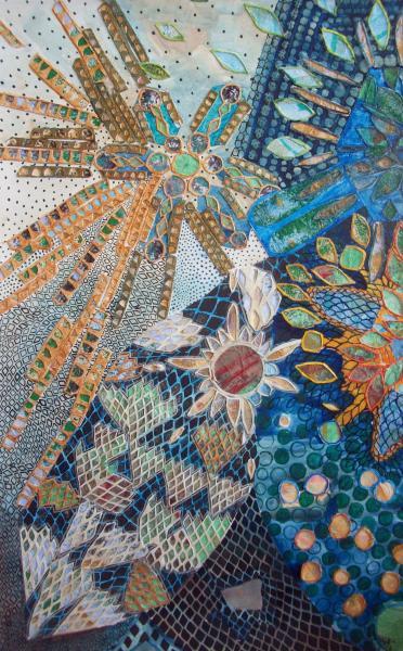 Susan Dorsey_Snowfall Patterns