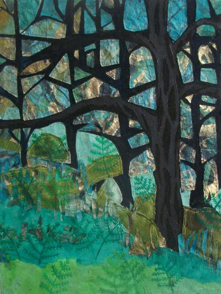 Susan Dorsey_Black Oak Savanna Forest II