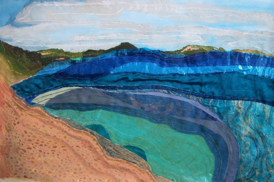 Susan Dorsey_Lake Michigan