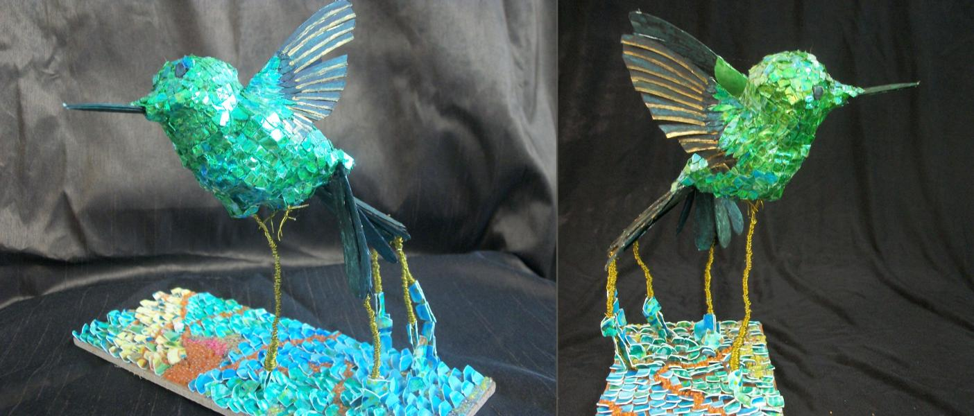 Susan Dorsey_Emerald Hummingbird