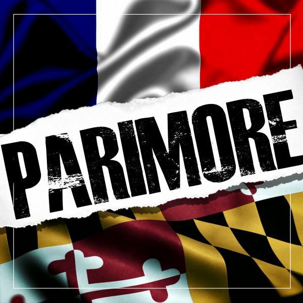Parimore album cover