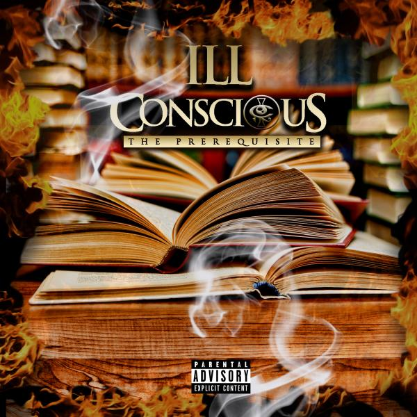 The Prerequisite, cd cover, ill conscious
