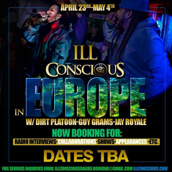 ILL Conscious flyer