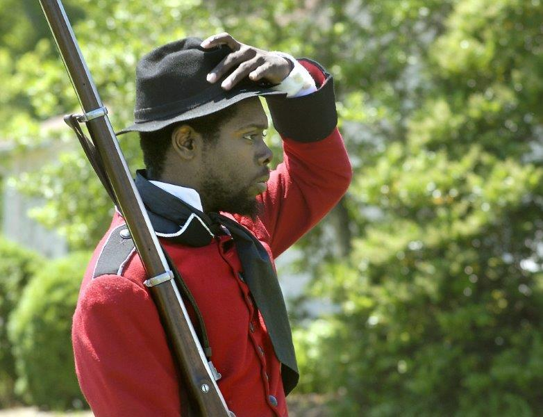 An enslaved house servant escapes his Eastern Shore plantation to join the British Colonial Marines
