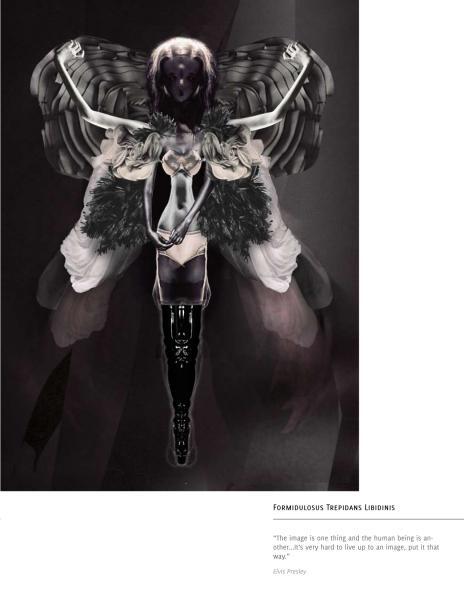 Digital Collage - Formidulosus Trepidans Libidinis