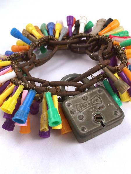 Charm (City) Bracelet Drug Vial Lids