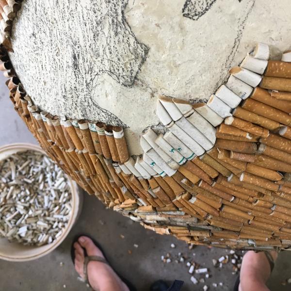 Cigarette Planet - Mosaic phase