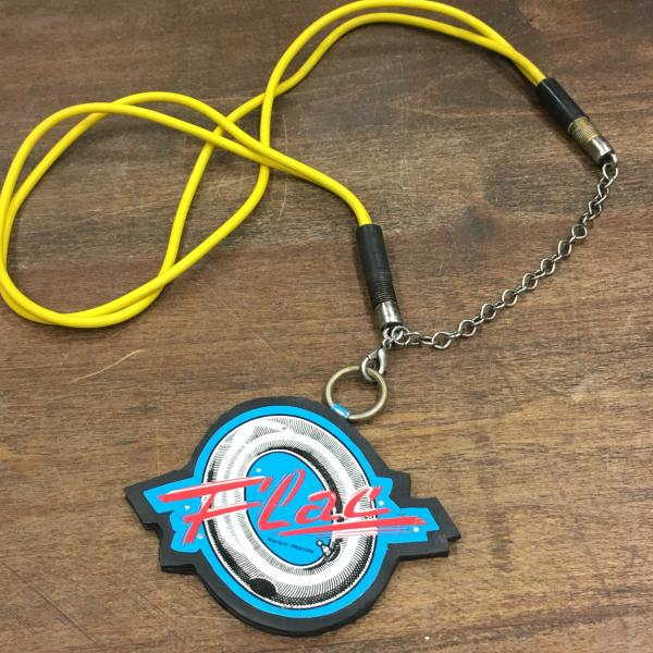 The Gimme No Flac Necklace