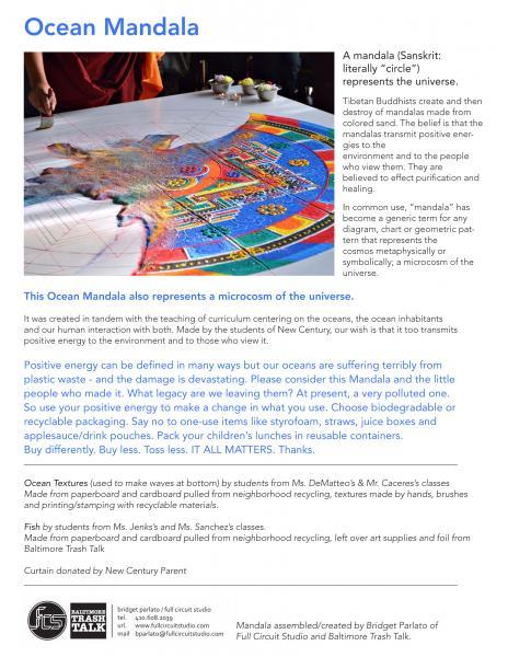 Ocean Mandala - The New Century Mandala Message