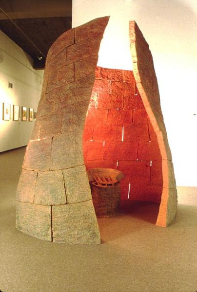 Parlato Sculpture -  Hearth