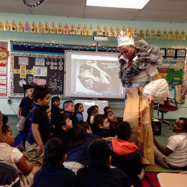 Parlato Baltimore Trash Talk School Presentation - Patterson Park