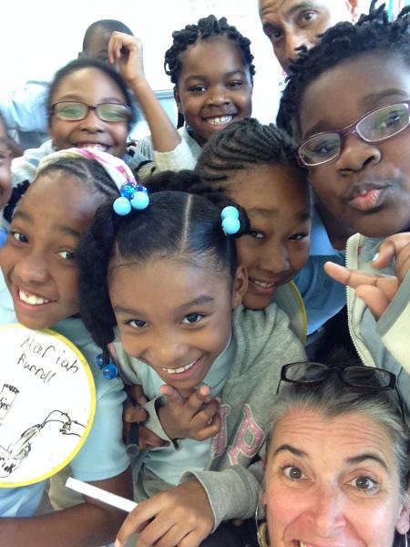 Parlato Baltimore Trash Talk School Presentation - Waverly Elementary
