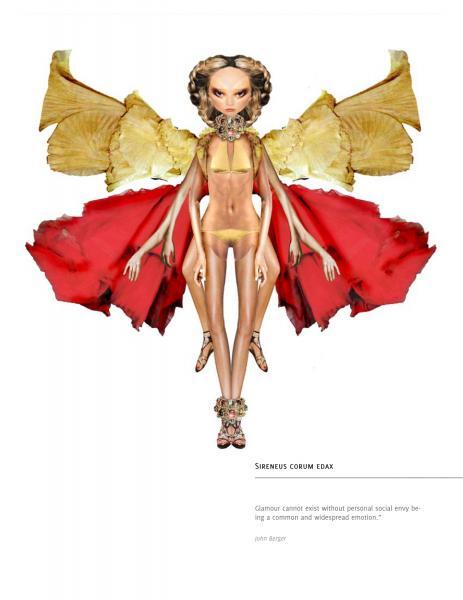 Digital Collage - Predators or Prey - Sireneus Corum Edax