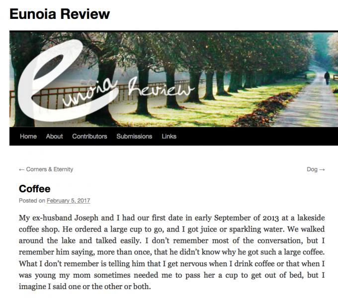 """""""Coffee"""" by Pamela Woolford"""