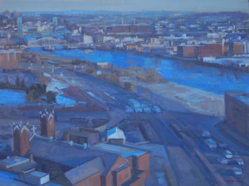 Newark Winter
