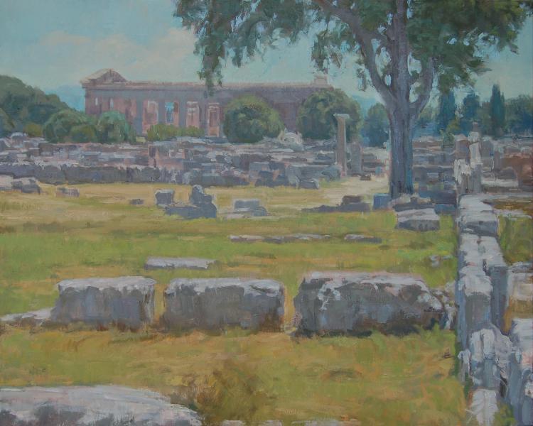 Paestum Looking South