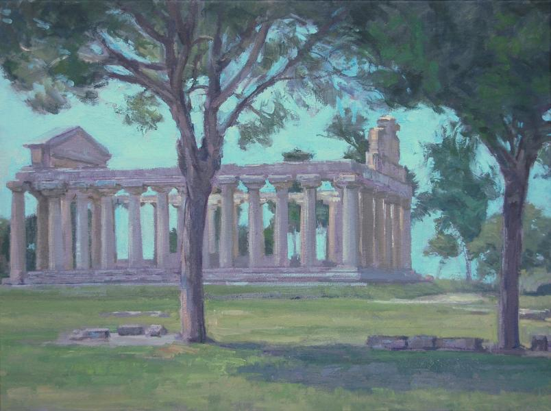 Temple of Athena Paestum