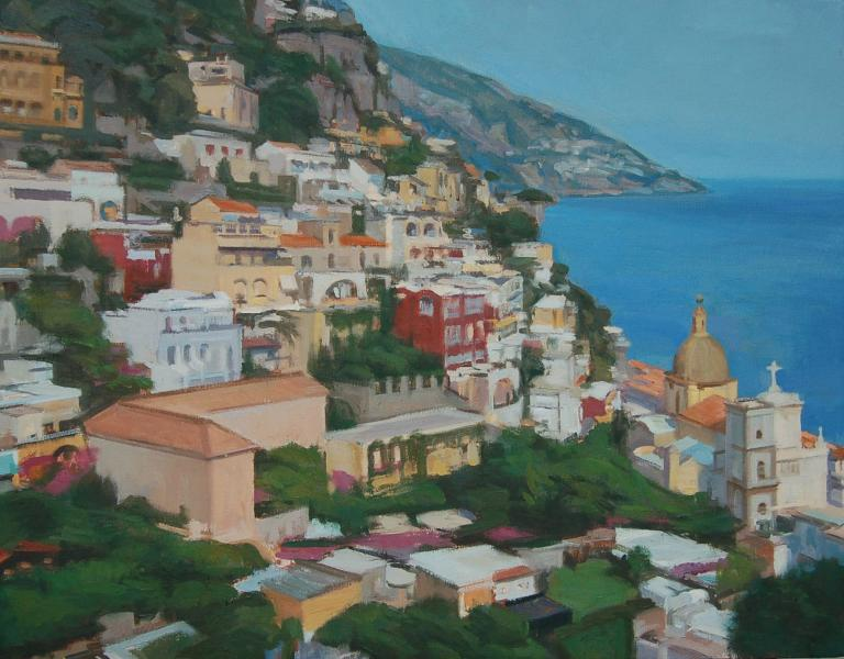 Positano Looking East