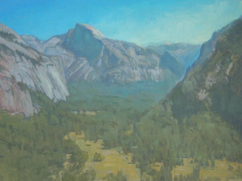 Yosemite Summer Afternoon