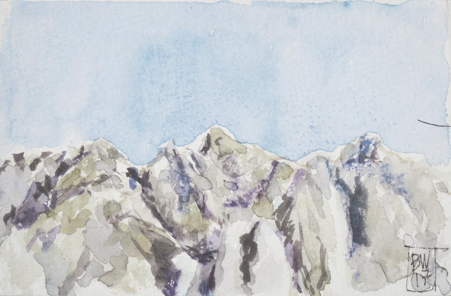 Dragontail Mountain