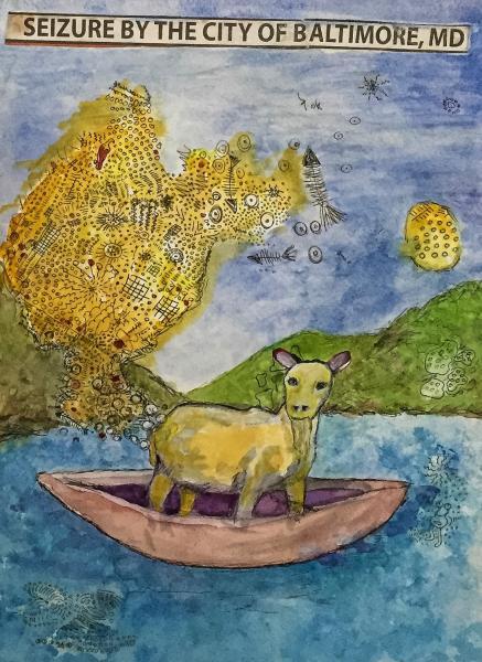 goat boat