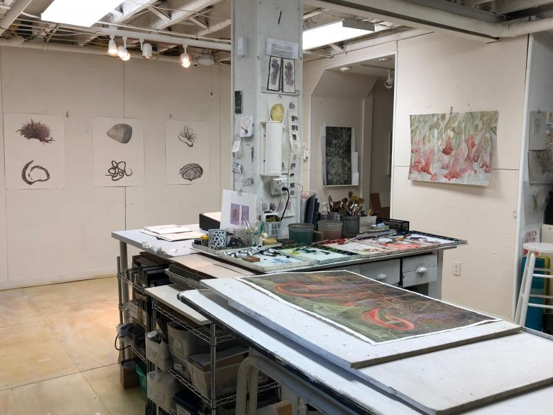Neill's Studio